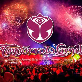 Richie Hawtin - Live At Tomorrowland 2015, M-nus (Belgium) - 26-Jul-2015