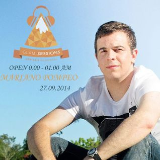 Mariano Pompeo - Glam Sessions 27-09-2014