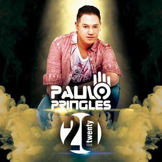 DJ Paulo Pringles Twenty Tour Set