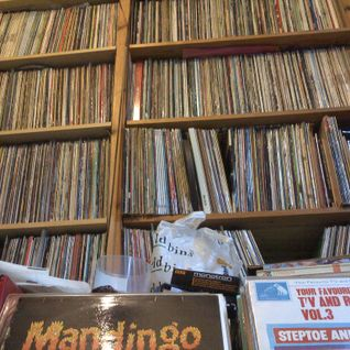 Radio Soundhog Live - Scattershot Vinyl Mix 24/12/13