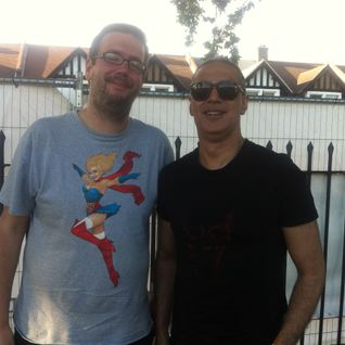 Interview with Nitin Sawhney at Southend Village Green