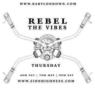 Rebel the Vibes on www.zionhighness.com w/ Selecta Rebel, interview w/ Deejay Jungles