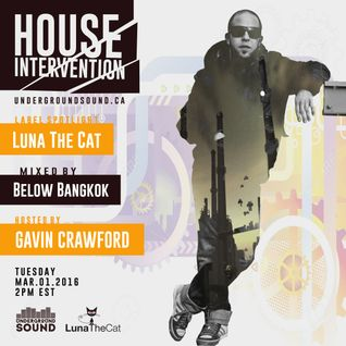 House Intervention Vol.18 ~ Label Spotlight with Luna The Cat/Below Bangkok
