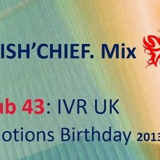 MISH'CHIEF on INNERVISIONS RADIO - Birthday Special 2013