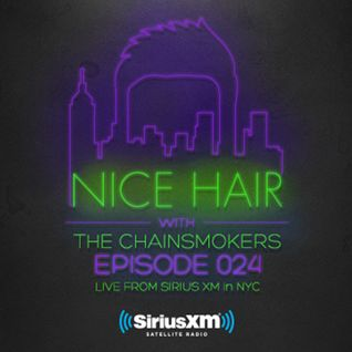 Nice Hair with The Chainsmokers 024