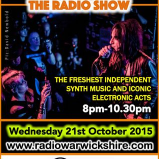 RW047 - THE JOHNNY NORMAL RADIO SHOW- 21ST OCTOBER 2015 - RADIO WARWICKSHIRE