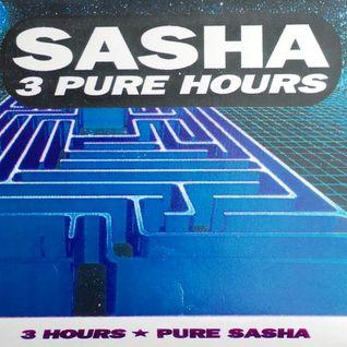 Sasha – 3 Pure Hours, London Soundz Mix (1993)