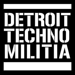 Detroit Techno Militia ( White Noise Guestmix )