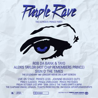 Rob Da Bank & Tayo present Purple Rave - October Mix