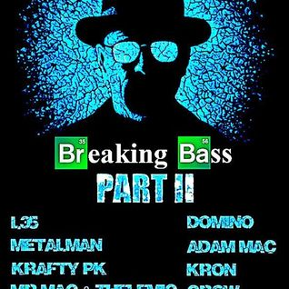 Adam Mac - Bass Klinic - Breaking Bass - Promo Mix