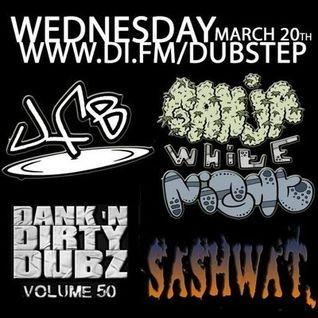 DJ Sashwat, Ganja White Night, & JFB - Dank 'N' Dirty Dubz (Volume 50)