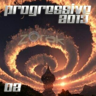 DJ ZORAK - PROGRESSIVE HOUSE 2013 TWO