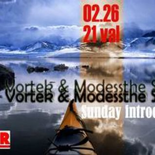 DJ Vortek & ModessThe Sound - Sunday Introduction (Special Sunday Club MIX)