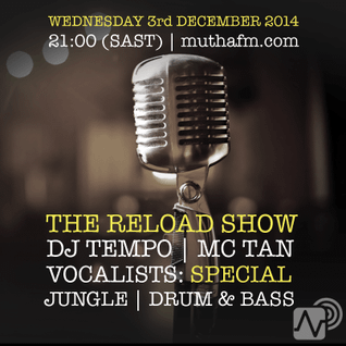 The Reload Show: Wednesday 3rd December - muthafm.com