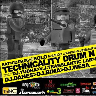Technicality Drum & Bass 1