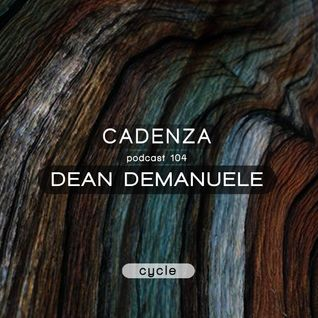 Cadenza Podcast | 104 - Dean Demanuele (Cycle)