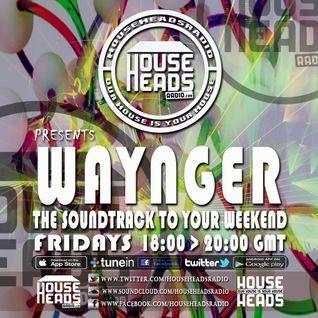14.10.2016 Waynger - HouseHeadsRadio