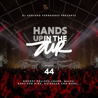 Dj Adriano Fernandes - Hands Up In The Air 44