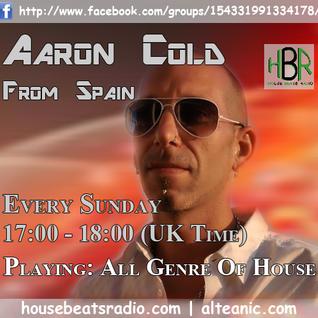 Aaron Cold - Live @ House Beats Radio [2012-03-25]