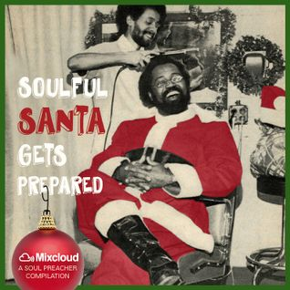 Soulful Santa Gets Prepared
