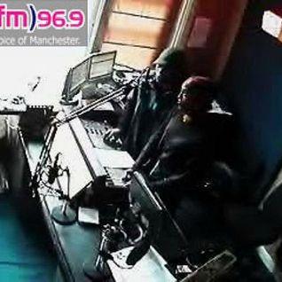 BIGGA BREAKFAST RADIO SHOW 24/01/2012
