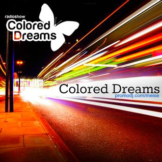 Colored Dreams #37 - mixed by Rubyx
