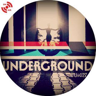 Broadcast Underground #027 : Event Horizon