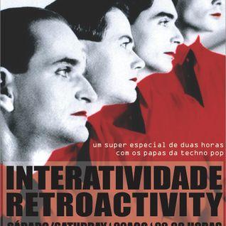 Retroactivity Radio - Interatividade Retroactivity Especial Kraftwerk