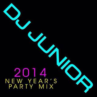 DJ Junior New Year's Eve 2014 Party Mix