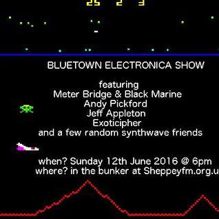 Bluetown Electronica live show 12.06.16