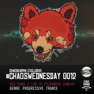 #CW 0012: Red Panda - Live @ Filsenberg // PROGRESSIVE TRANCE