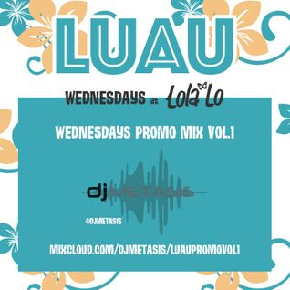 #Luau Promo Mix Vol. 1