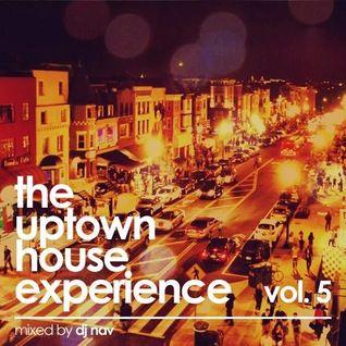 DJ Nav - The Uptown House Experience Vol. 5