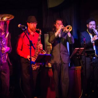 Brass Gumbo (Live From The Brass & Crimson) - 21st July 2016