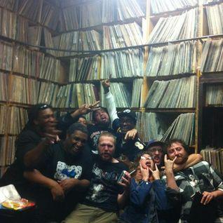 Nov 27.2011 Underground Dance Show Guest DJ DJs Brucio & Nate Salone