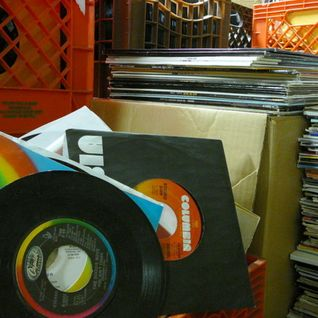For The Love Of Vinyl by weeG (Four Corners/Pulse98.4/Electrikal)