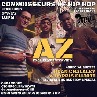 SKANDOUZ & Tom Foolery Beats - Connoisseurs Of Hip Hop 67