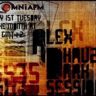 Alex Adhauz Dark Sessions Vol.8 (august set) on insomniafm.com