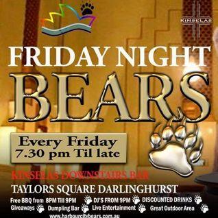 Friday Night Bears - September 2016