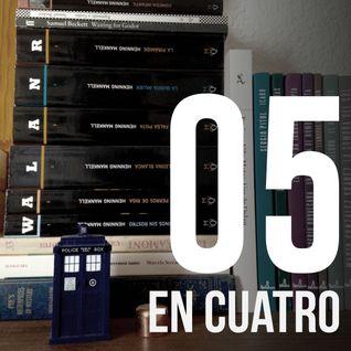05 Libros para el momento - En cuatro