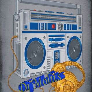 Dj Molits mashing up @Radio Preveza part1