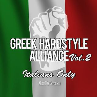 Greek Hardstyle Alliance Vol. 2 Italians Only