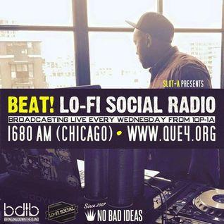 Lo-Fi Social Radio | Ep. 10 Ricky Dubs