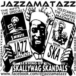 SERVING UP SKALLYWAG SKANDALS - Rocksteady,Reggae and Ska mix for Mod,Skinheads,Rude Boys and Girls
