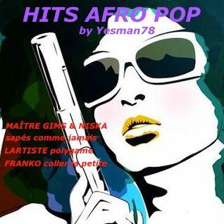 HITS AFRO POP (Maître Gims, Niska, Lartiste, Franko)