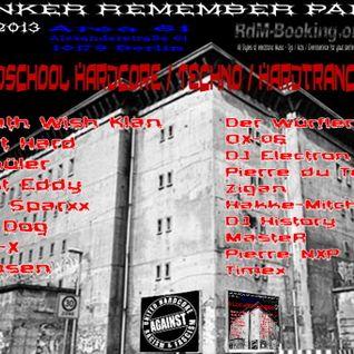MasteR @ Bunker Remember Party 2K13 18.08.13 Berlin Area 61