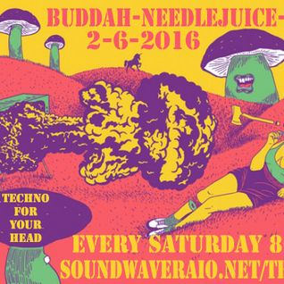 Buddah-NeedleJuice-Ep3-06-02-2016-SoundWaveRadio.net/techno