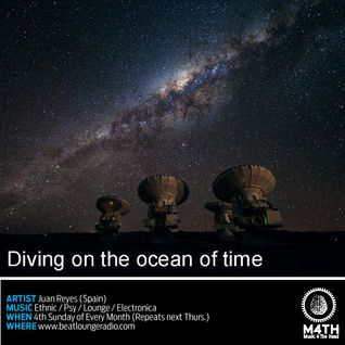 Diving on the ocean of time