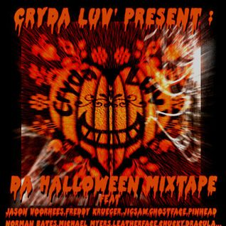 Cryda Luv' Present - Da Halloween Mixtape (French touch)