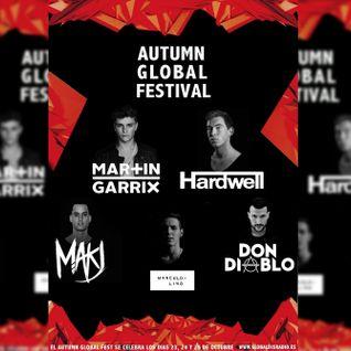 Marcelo Lino @ Autumn Global Festival | Global DJ's Radio